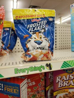 Small Of Kelloggs Frosted Flakes