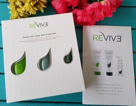 Reviv3 Hair Care