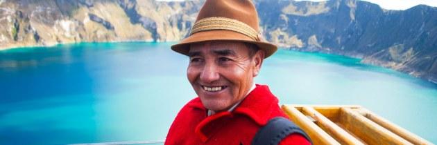 ¿Debe el gobierno ecuatoriano hablar del Buen Vivir?