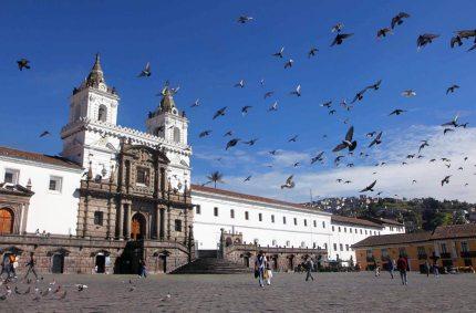 Quito, Luz de América