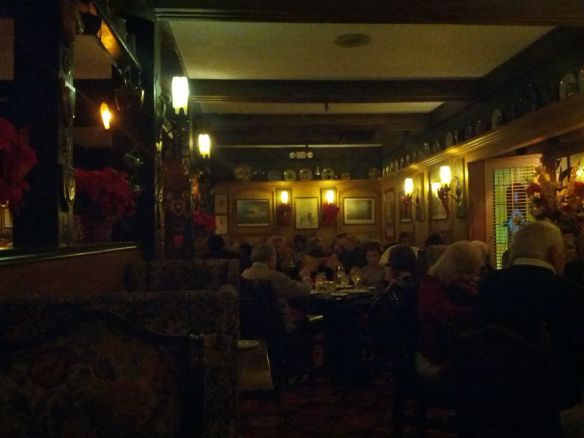 Shakespearean room, Lord Fletcher's - image by The Jab