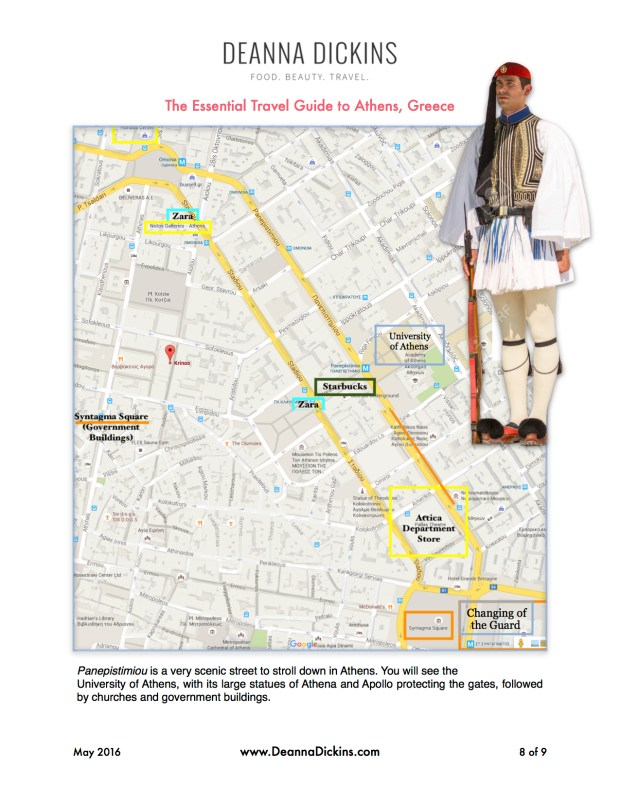 The Essential Travel Guide to Athens Greece 8