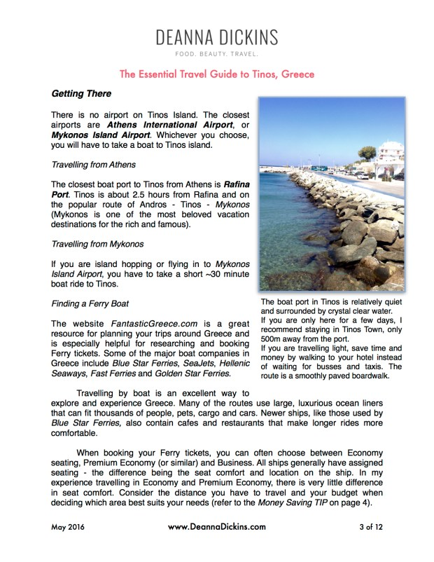 The Essential Guide to Tinos 3
