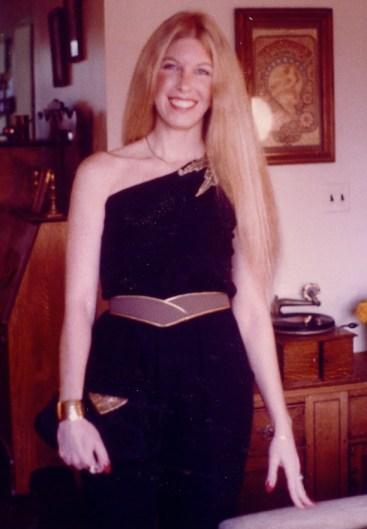 Adrianne (aka Andi) circa late 1970s/early 80s