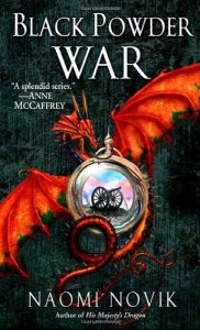 Black Powder War Naomi Novik