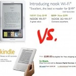 Nook v. Kindle