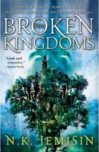 The Broken Kingdoms (The Inheritance Trilogy) N.K. Jemisin