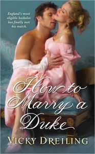 how to marry a duke Drieling
