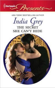 The Secret She Can't Hide by India Grey