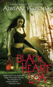 Black Heart LOA by Adrian Phoenix,