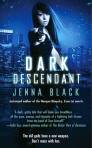 Dark Descendant by Jenna Black