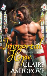 Immortal Hope by Claire Ashgrove