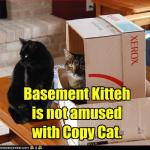 funny-pictures-basement-kitteh-vs-copy-cat