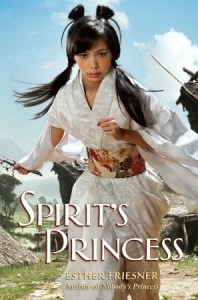 Spirit's Princess by Esther Friesner