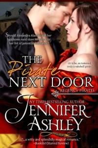 Regency Pirates: Pirate Next Door by Jennifer Ashley