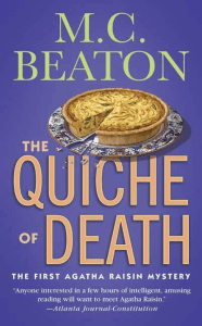 The Quiche of Death By: M. C. Beaton