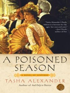 A Poisoned Season (Lady Emily Mysteries, Book 2) Tasha Alexander