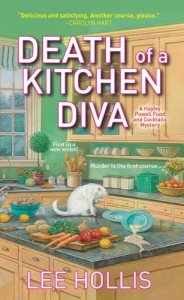 Death of a Kitchen Diva (Hayley Powell Food and Cocktail Mysteries) by Lee Hollis