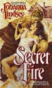 Secret Fire Johanna Lindsey