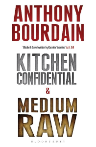 Tony Bourdain boxset: Kitchen Confidential & Medium Raw
