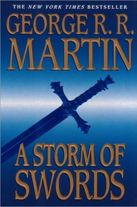 A Storm of Swords by George RR Martin