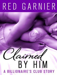 Claimed by Him Red Garnier