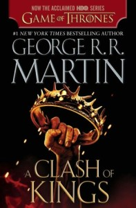 A Clash of Kings by George RR Martin