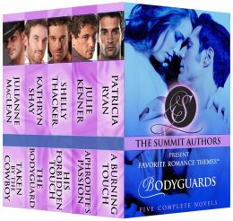 Bodyguards Boxed Set by     Julianne MacLean,     Kathryn Shay,     Shelly Thacker,     Julie Kenner,     Patricia Ryan