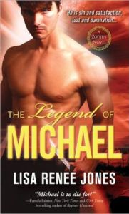 Legend of Michael by Lisa Renee Jones