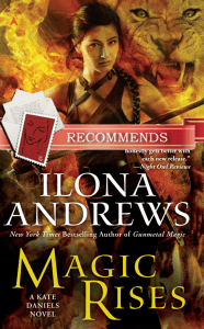 Magic Rises Ilona Andrews
