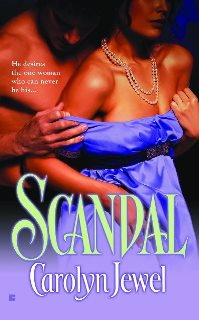 Scandal by Carolyn Jewel
