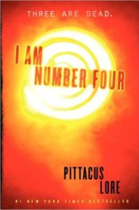 I Am Number Four (Lorien Legacies Series #1) by Pittacus Lore