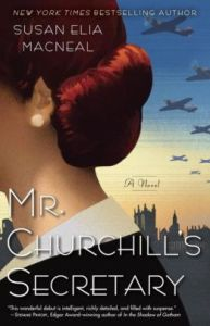 Mr. Churchill's Secretary by Susan Elia Macnea