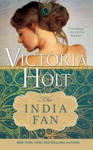 India Fan  by Victoria Holt