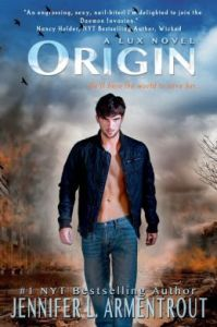 Origin (Lux Series #4) by Jennifer L. Armentrout