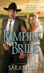 Rimfire Bride by Sara Luck