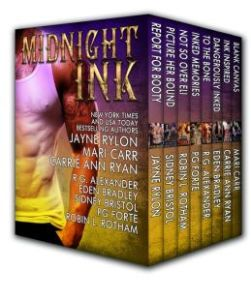 Midnight Ink  by Jayne Rylon