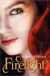 Firelight (Firelight Series) by Sophie Jordan