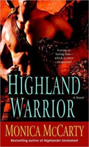 Highland Warrior (Campbell Trilogy #1) by Monica McCarty