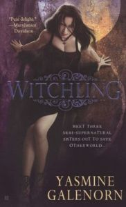 Witchling (Sisters of the Moon Series #1)  by Yasmine Galenorn