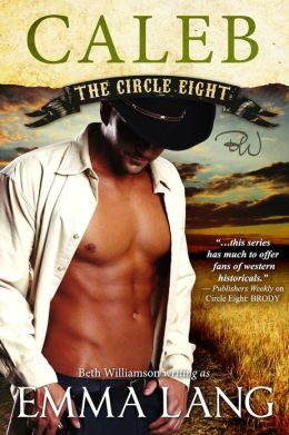 The Circle Eight: Caleb  by Emma Lang