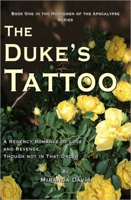 The Duke's Tattoo by Miranda Davis