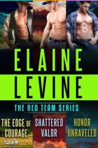 Red Team 1-3 Boxed Set by Elaine Levine