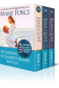 McCarthys of Gansett Island Boxed Set by Marie Force