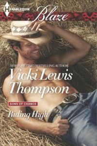 Riding High by Vicki Lewis Thompson