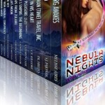 Nebula Nights: Love Among the Stars Boxed Set by Veronica Scott