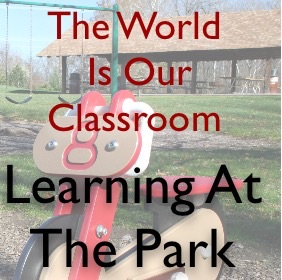Learning at the park