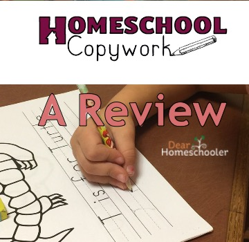 Homeschool Copywork TH