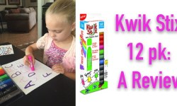 Kwik Stix Feature