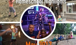 Homeschool Highlights